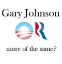 Gary Johnson OR more of the same?