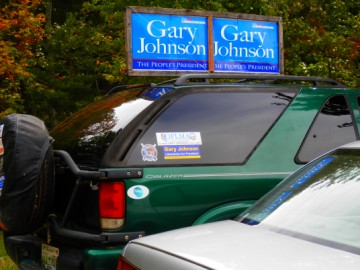 Go Gary Johnson